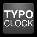 TypoClock icon