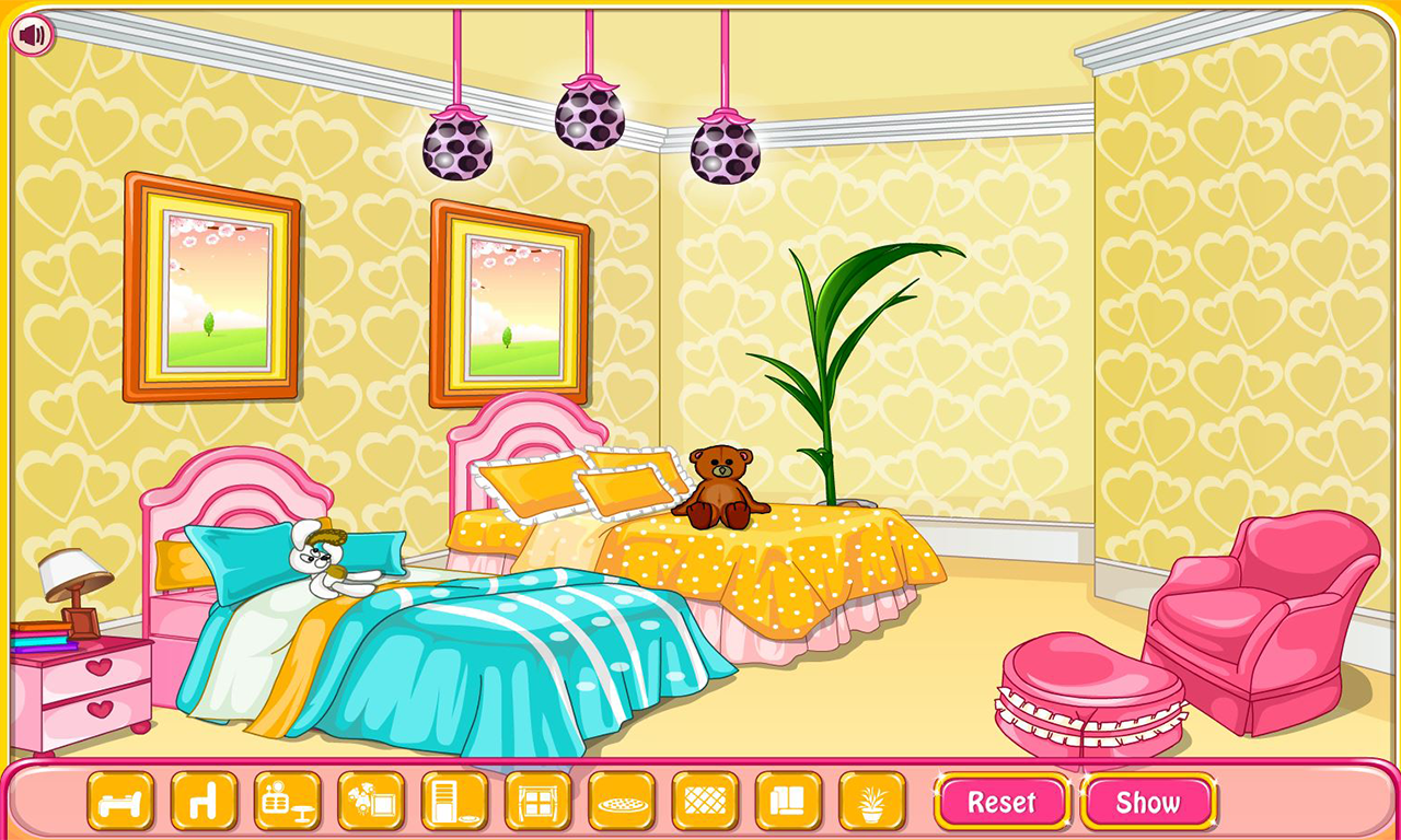 Girly room decoration game - Android Apps on Google Play Girly Games