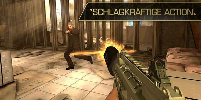 android Deus Ex: The Fall Screenshot 8