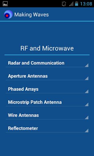 Making Waves - RF Microwave
