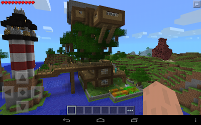Minecraft - Pocket Edition v0.9.0 build 4 Apk 2