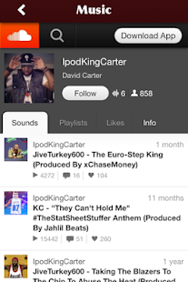 IpodKingCarter- screenshot thumbnail