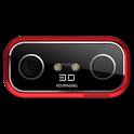 HTC EVO 3D Camcorder Button icon
