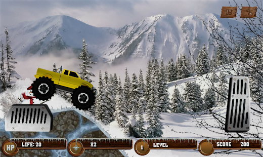 Arctic Monster Truck - screenshot thumbnail