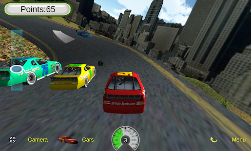 kids car racers screenshot thumbnail
