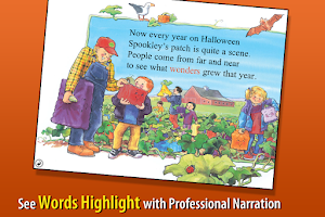 Screenshot of Spookley the Square Pumpkin