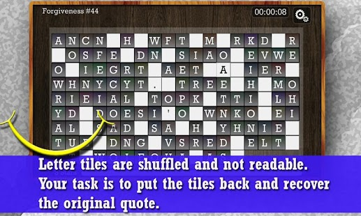 WORD PUZZLE for the SOUL - screenshot thumbnail