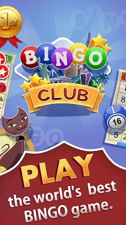 BINGO Club - FREE Online Bingo 2.5.5 screenshot 435778