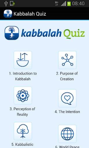 Kabbalah Quiz