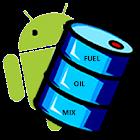 Fuel/Oil Mix Calculator icon