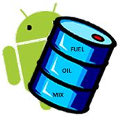 Fuel/Oil Mix Calculator