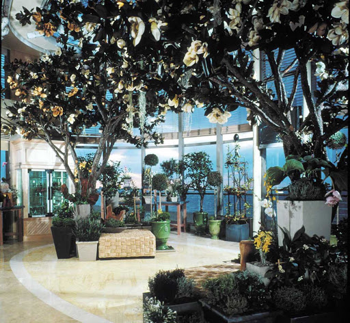 Celebrity_Infinity_Conservatory - Celebrity Infinity's Conservatory will transport you to a garden oasis.