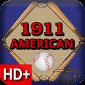 Baseball 1911 AL HD+ Wallpaper icon