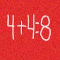 QuizMath math flash cards logo