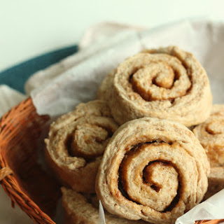 Cinnamon Roll Biscuits