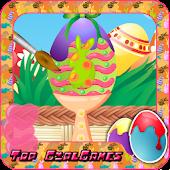 Easter Egg Decorating Game