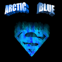 Shady Arctic Blue Theme CM7 logo