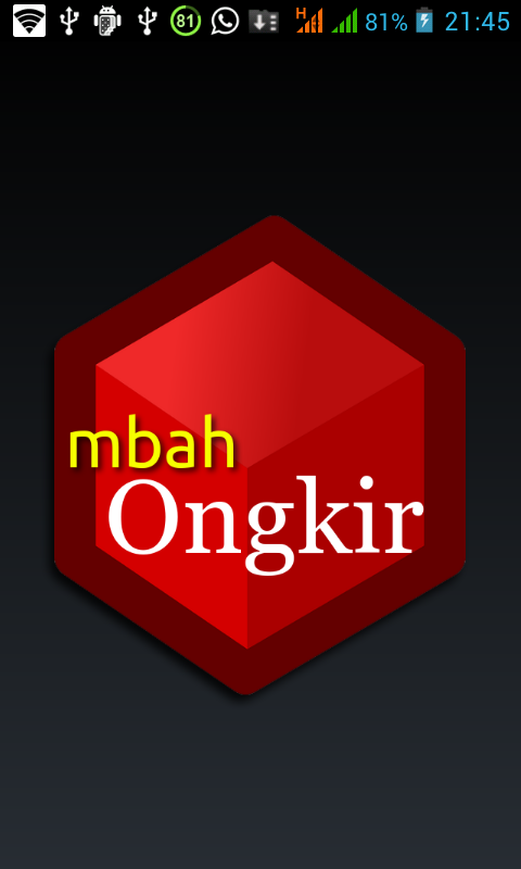 Mbah Ongkir - screenshot