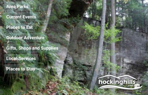 Official Hocking Hills Visitors App- screenshot thumbnail