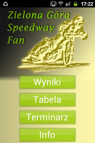 Zielona Góra Speedway Fan