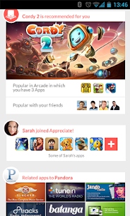 Appreciate: Android App Market - screenshot thumbnail