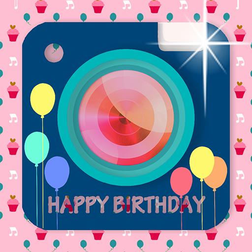 生日相框和拼貼 攝影 App LOGO-硬是要APP