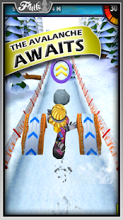 Snow Racer Friends Free- screenshot thumbnail
