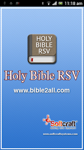 Holy Bible RSV Offline- screenshot thumbnail