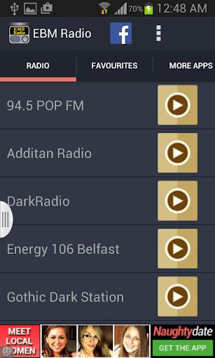 EBM Music Radio