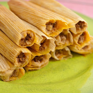 Real Homemade Tamales.
