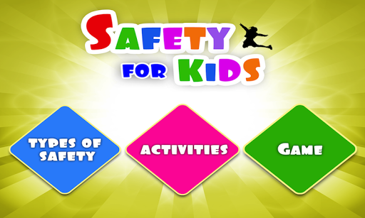 Safety For Kids By Tinytapps