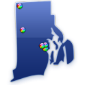 Rhode Island Fishing Maps 1.5K logo