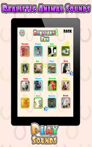 Barnyard Fun HD - Farm Animals