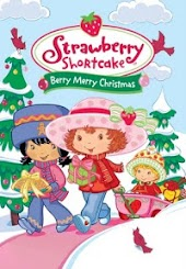 Strawberry Shortcake Berry Merry Christmas