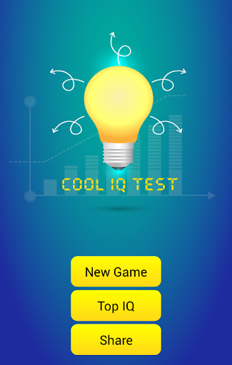Cool IQ Test