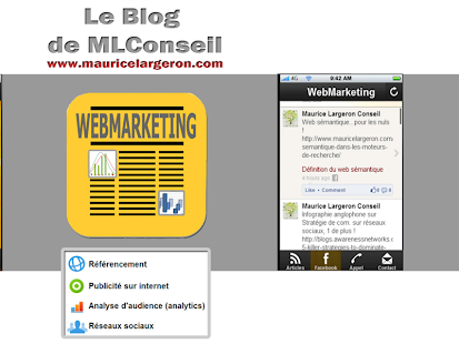 WebMarketing - screenshot thumbnail