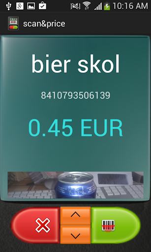 Scan Price