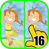Game Find Difference 16 APK for Kindle