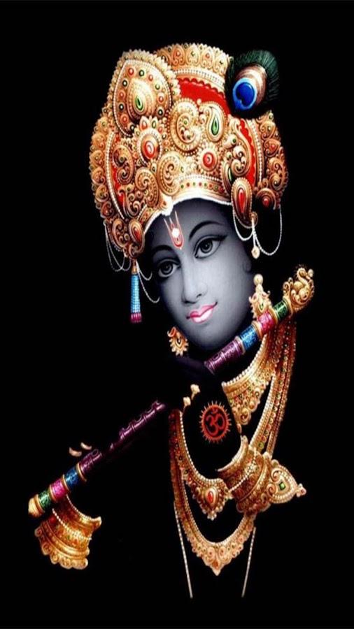 krishna the eighth incarnation of lord vishnu on tattoo