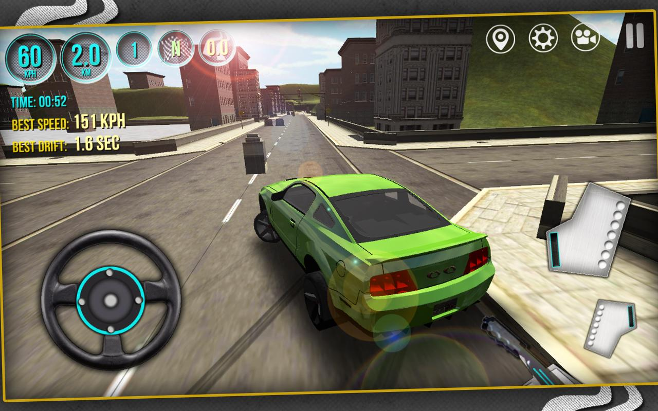 Customizable Car Games Android