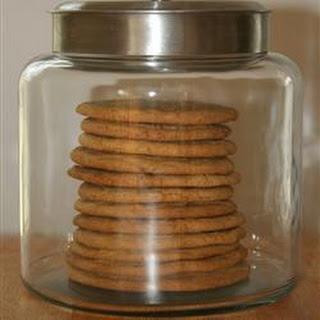 Giant Crisp Chocolate Chip Cookies