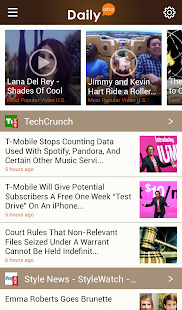 Dailyaha: Localized content - screenshot thumbnail