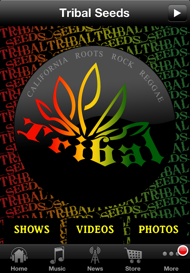 Tribal Seeds - screenshot