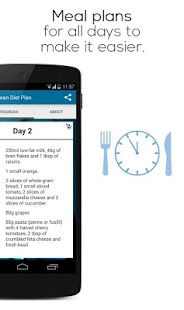 Mediterranean Diet Plan- screenshot thumbnail