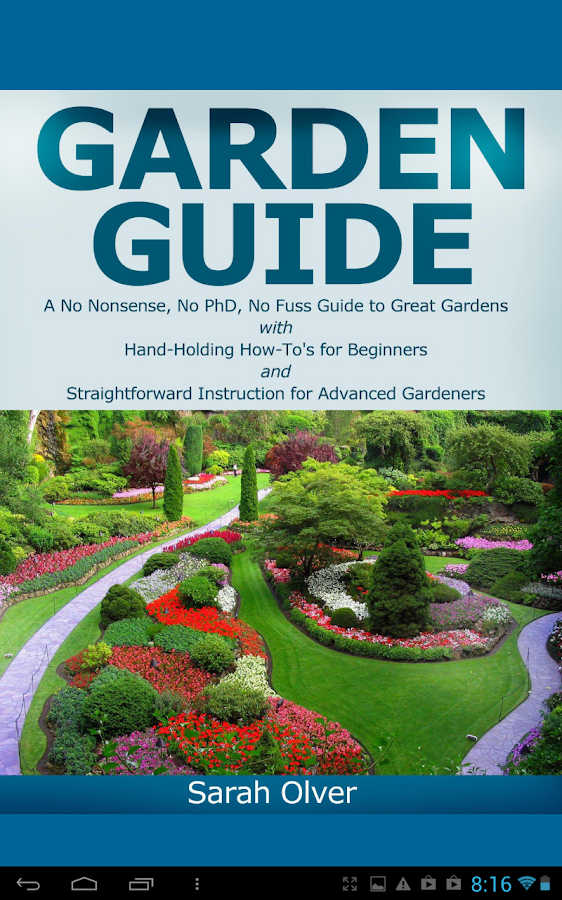 Garden Guide- screenshot