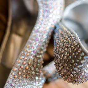 Twinkle Twinkle Little Shoes by Aaron Lockhart - Wedding Details ( shoes, details, wedding shoes, aaron lockhart, wedding )