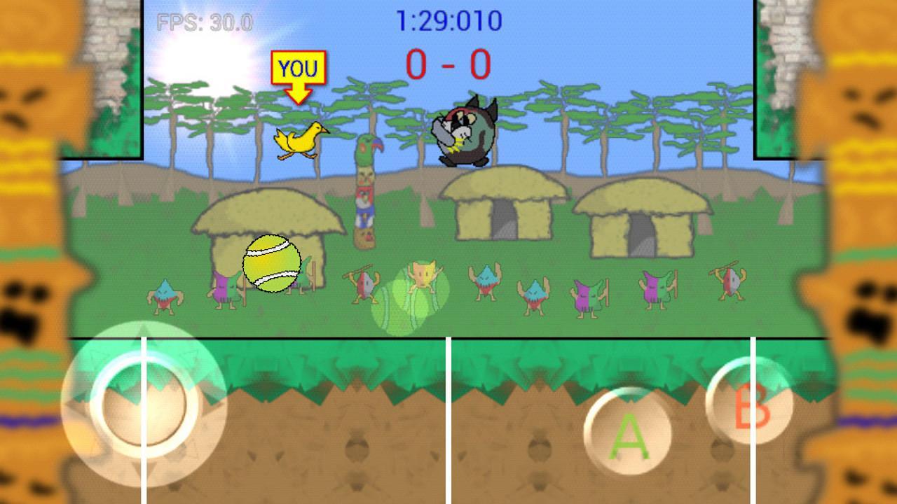 Pamuchi- screenshot