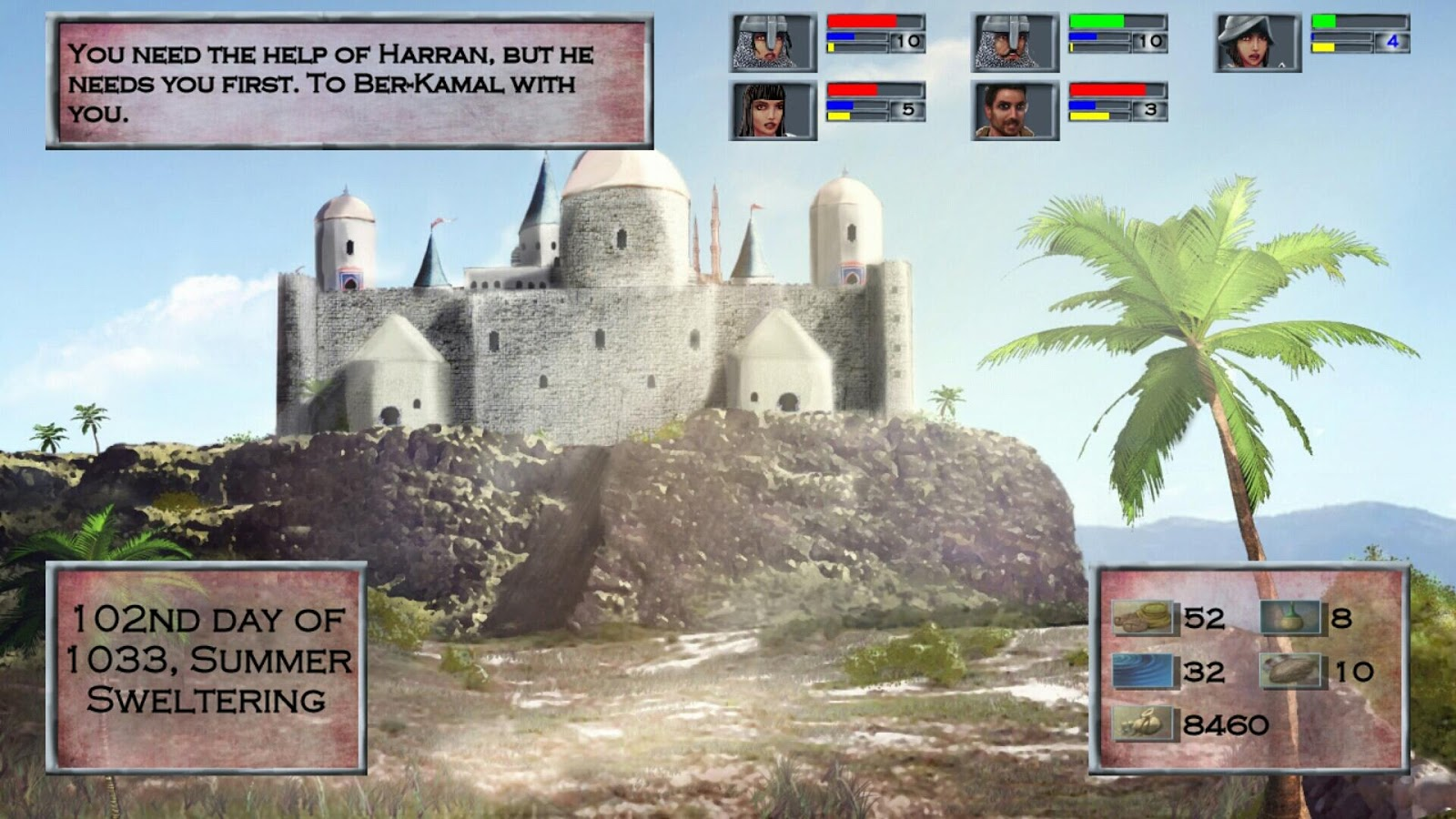 TOI:Beyond the Iron Wall - screenshot