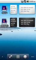 Screenshot of DiaLog: Diabetes Logbook