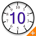 Base 10 clock + (Daydream)